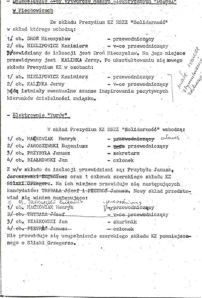 19810923_6 KWMO Jel. Góra do MSW plan internowania