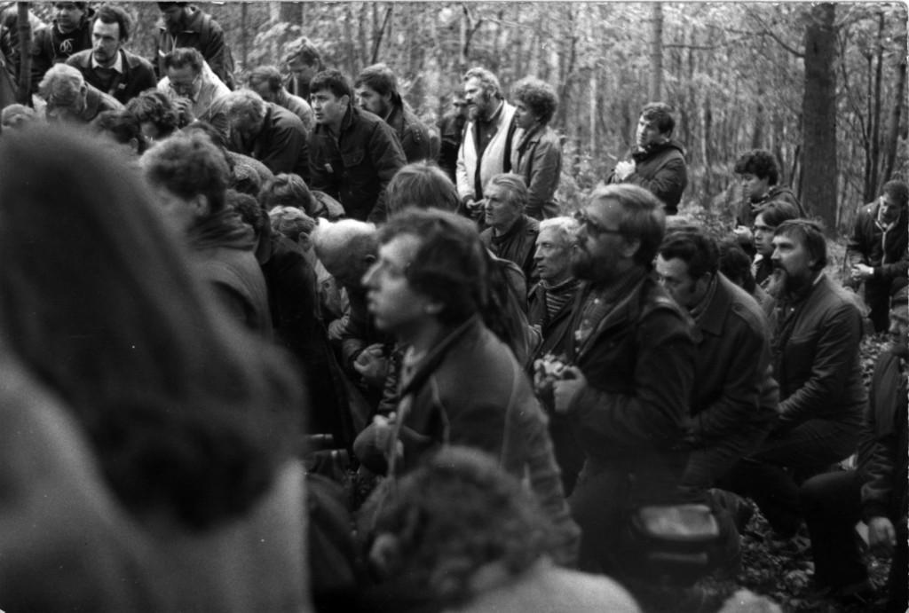1986_0020f Pielgrzymka DLP Krzeszów 11.05.86