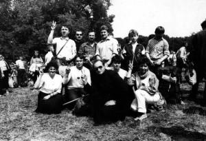 1986_0023f Pielgrzymka DLP Krzeszów 11.05.86