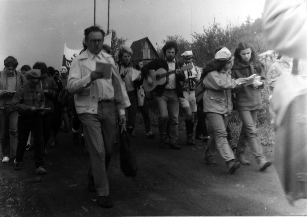 1986_0027f Pielgrzymka DLP Krzeszów 11.05.86