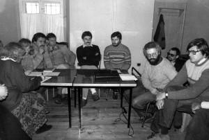 1986_0060f Lwówek rekolekcje paź 86
