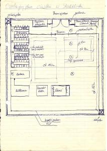 Strzebielinek - plan obozu Andrzej Piesiak
